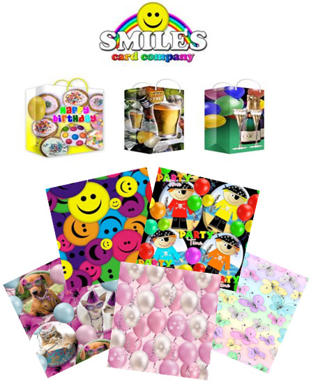 Gift Bags & Wrapping Paper