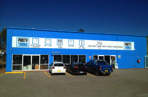 Our new larger warehouse